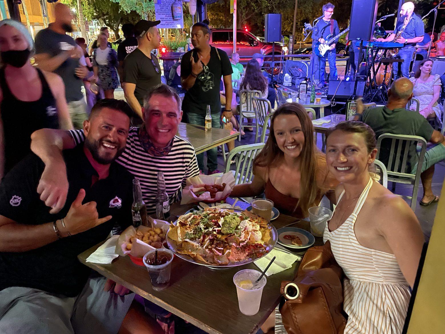 A Short Sail + A Crew Reunion!
